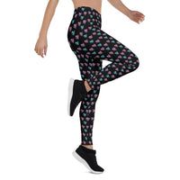 Arabian Horse Heart Leggings