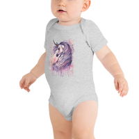 Majestic Unicorn Baby Body Suit T-Shirt