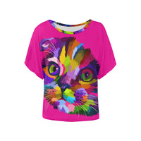 Cute Kitten Ladies Shirt