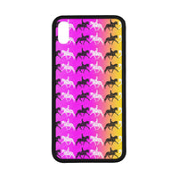 "Sunset Dressage Horse Iphone XS Max (6.5"") Case"