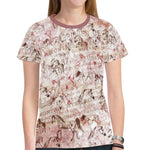 Vintage Inspired Arabian Horse All over T-shirt