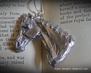 The English Horse Necklace