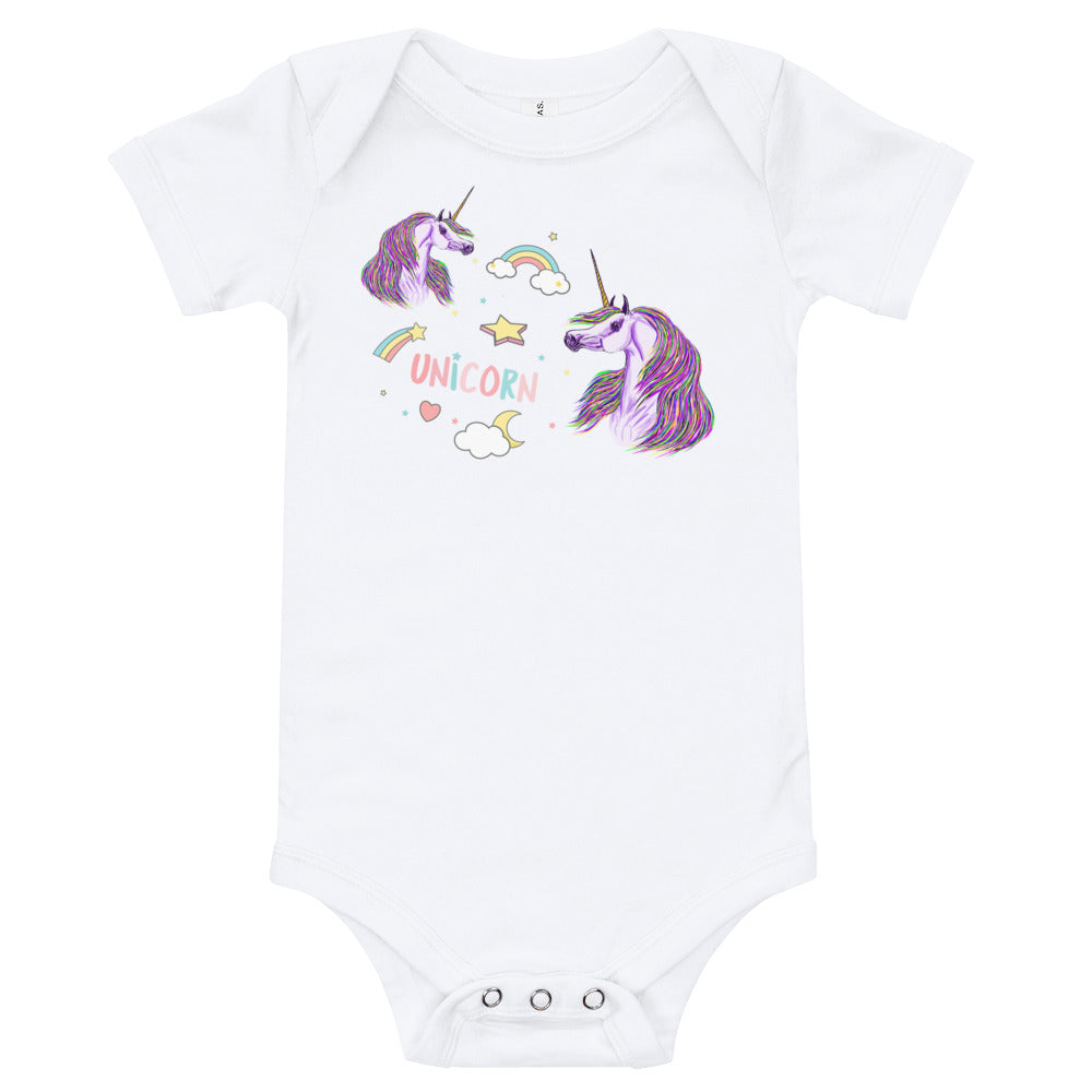 Unicorn Baby body suit T-Shirt