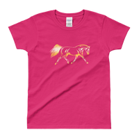 Sport Horse Dark Ladies' T-shirt