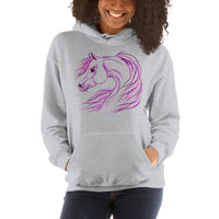 Perfectly Pretty Arabian Horse Hoodie