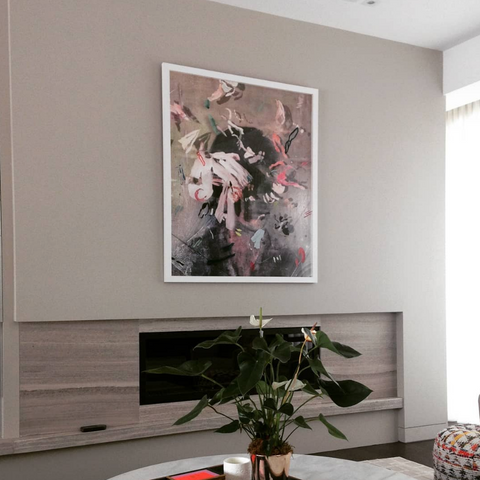 How to Hang Your Art Like a Pro