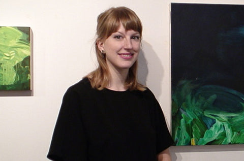 Q&A with Laura Demers about her work in her current exhibition, Unknown Destinations   S66: How do we experience the landscape,...