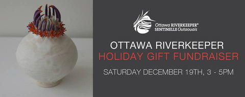 OTTAWA RIVERKEEPER HOLIDAY GIFT FUNDRAISER: Gifts That Give Back To Our Rivers