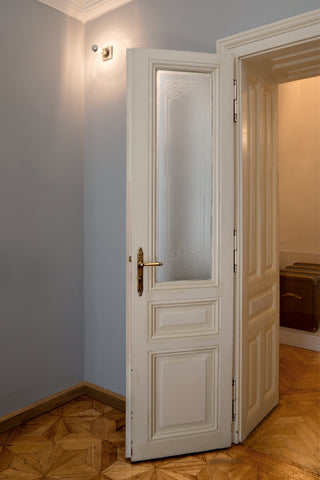 Doorway, Freud Family Apartment, Berggasse 19, Vienna 2016