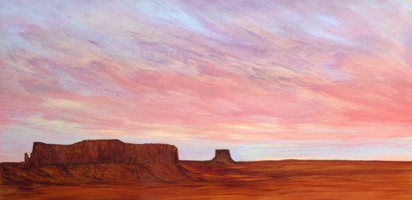Monument Valley 2 (Tsé Bii' Ndzisgaii)
