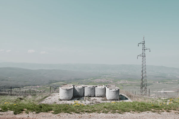 Fortified Position, Summit of Mount Golesh, Kosovo 2013