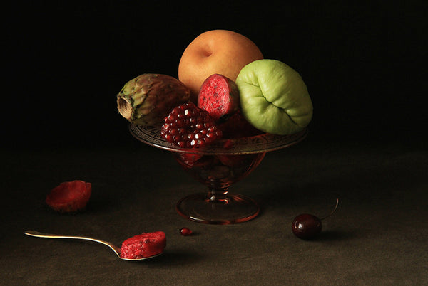 Fruit in Vase