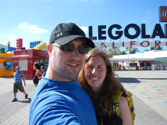 Our Honeymoon at LEGO Land California