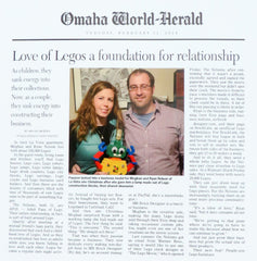 Our Profile in the Omaha World Herald