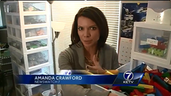 Amanda Crawford Profiling Our Business on KETV