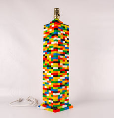 Colorful Column Desk Lamp
