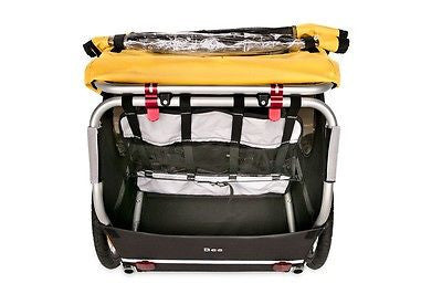 New Burley Bee Child Bike Bicycle Trailer