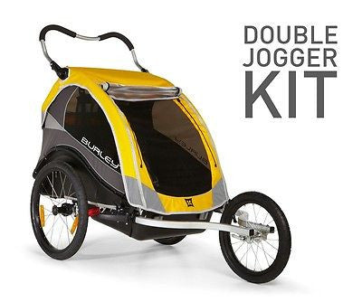 New Burley Jogger Kit - Double Trailer!