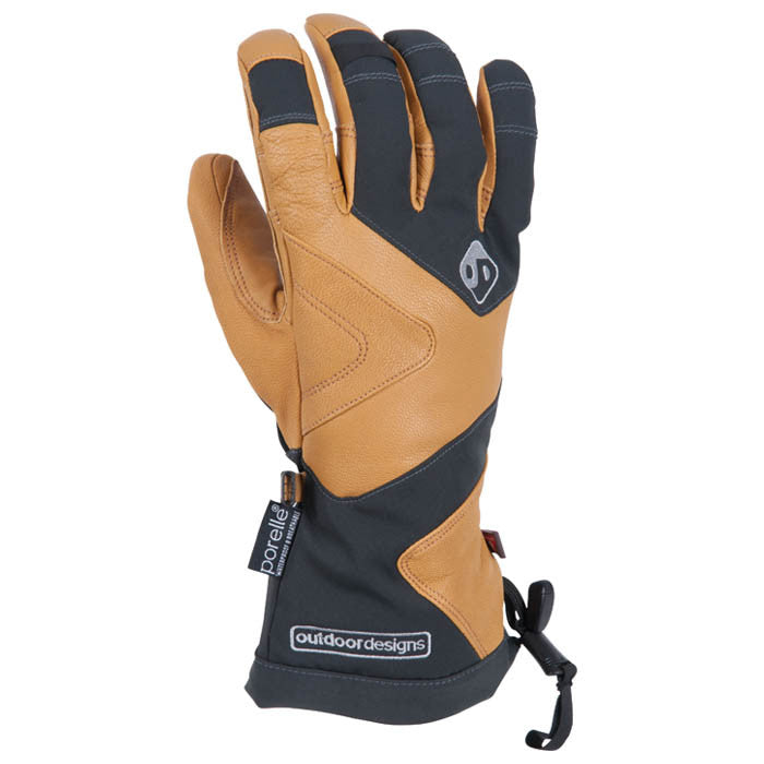 Outdoor Designs Denali Winter Gloves - Natural Color - Size XL