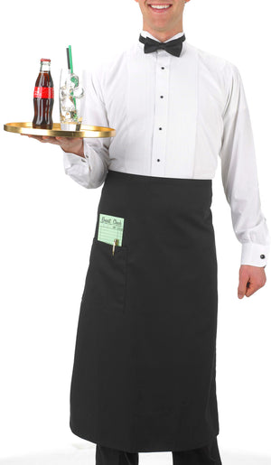 1-Pocket Bistro Apron