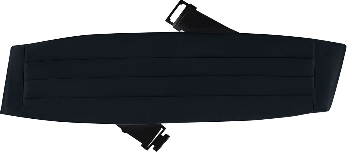Boy's Rich Satin Cummerbund