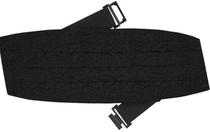 Women's Fancy Print Cummerbund