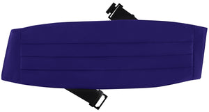 Men's Rich Satin Cummerbund