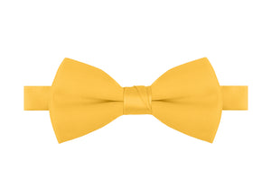 2″ Poly Satin, Adjustable-Band Bowtie
