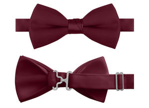 2″ Poplin Adjustable-Band Bowtie