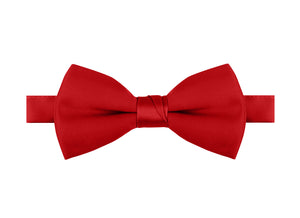 2″ Rich Satin, Adjustable-Band Bowtie