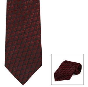 Straight Fancy Print Tie