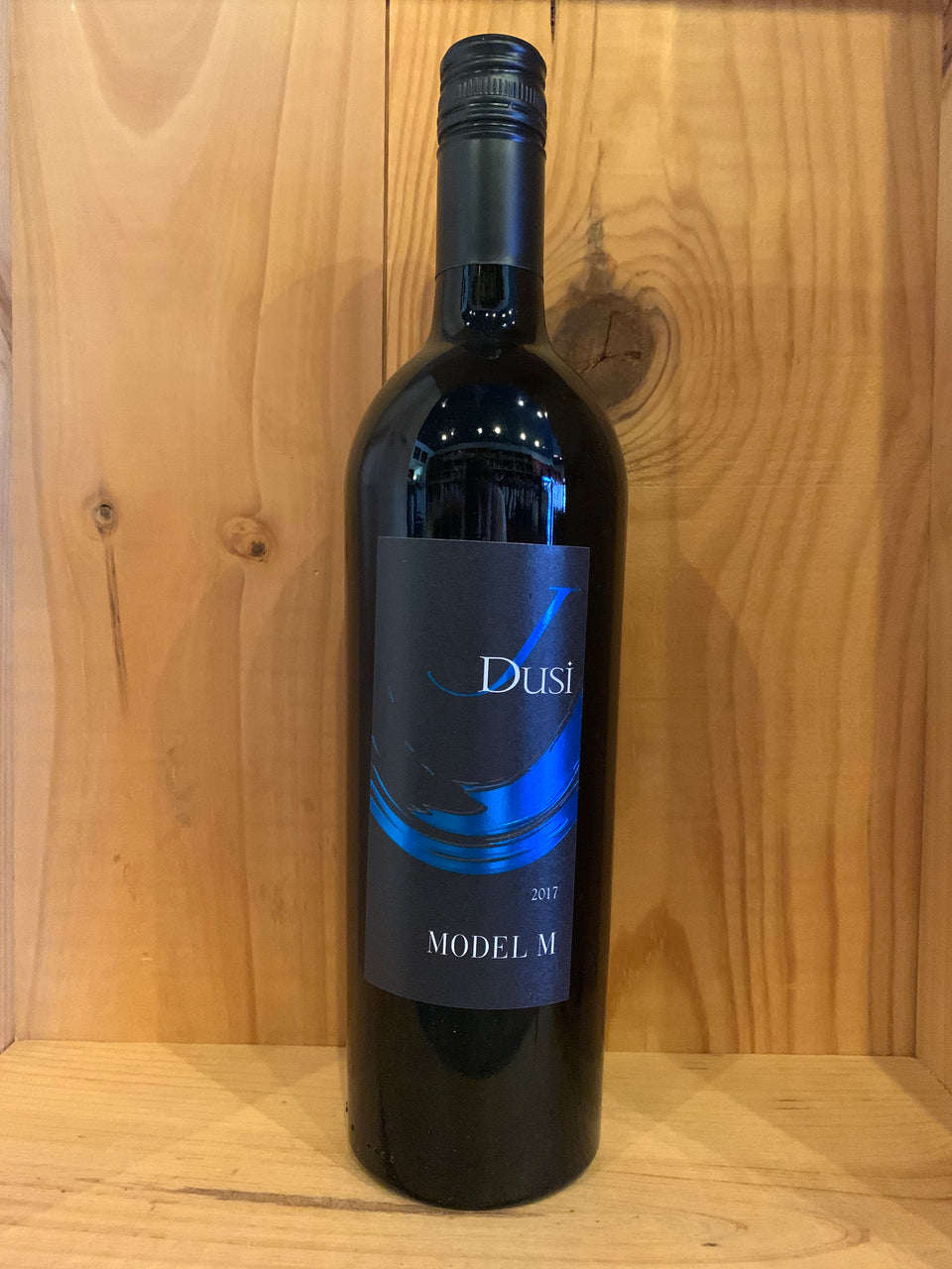 J Dusi 2017 Model M Red Blend
