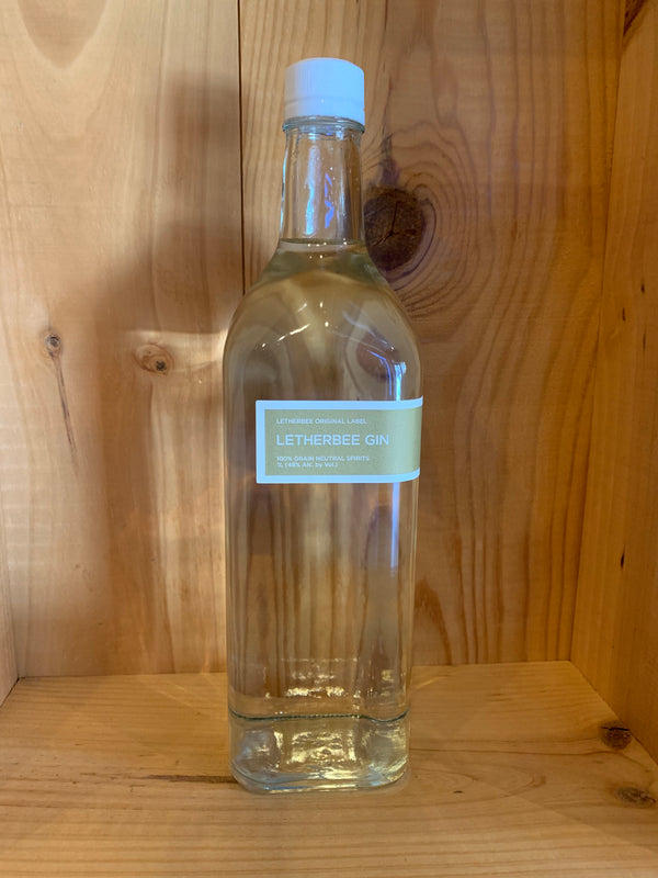 Letherbee Gin 1L
