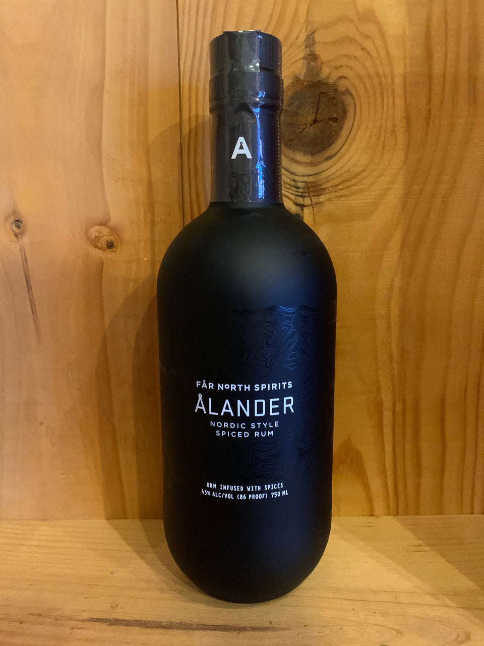 Far North Alander Nordic Style Spiced Rum