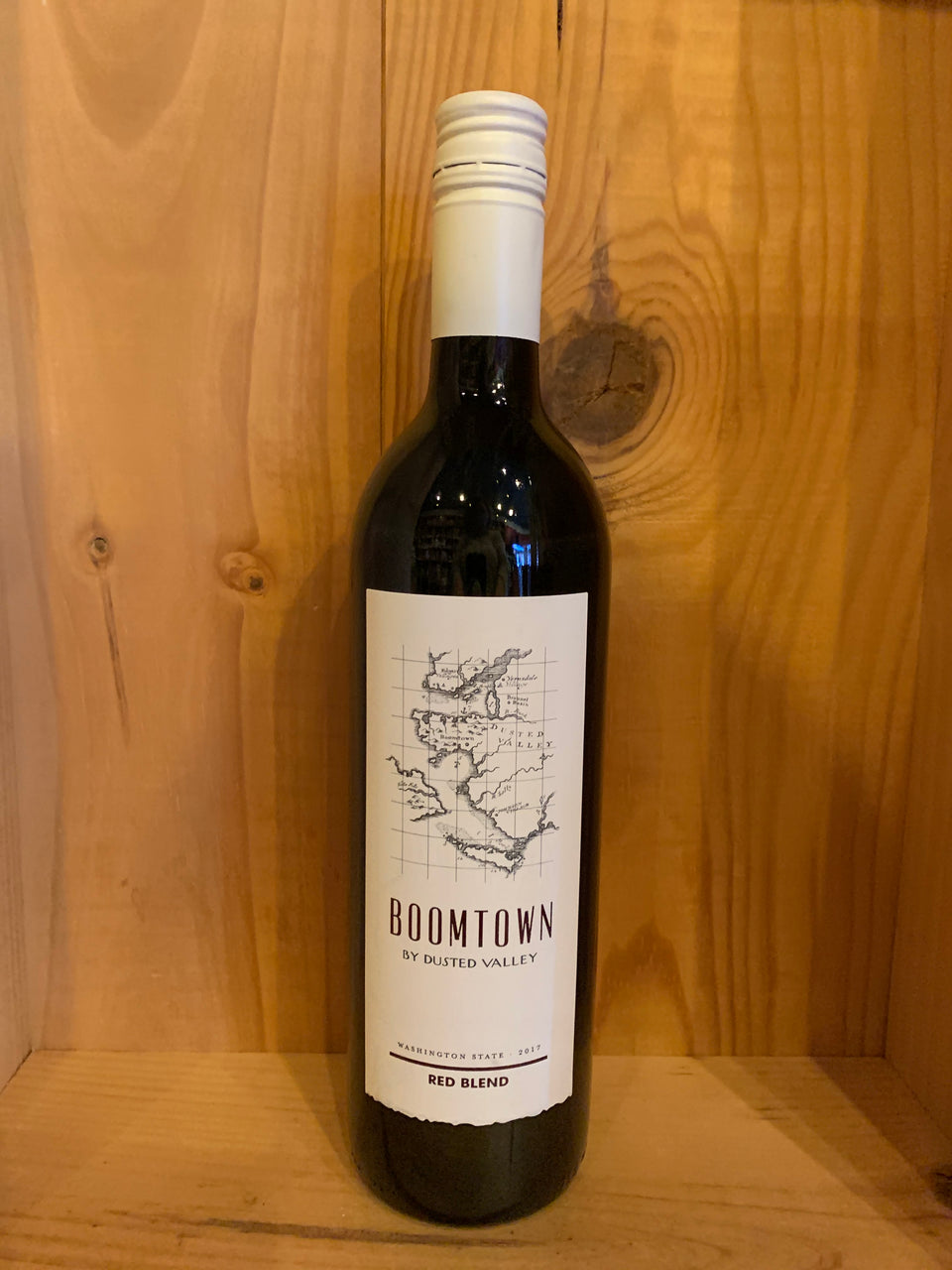 Boomtown 2017 Red Blend