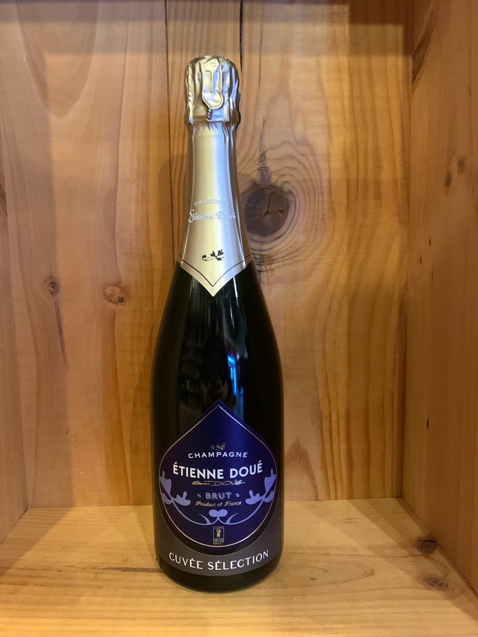 Etienne Doue NV Brut Champagne