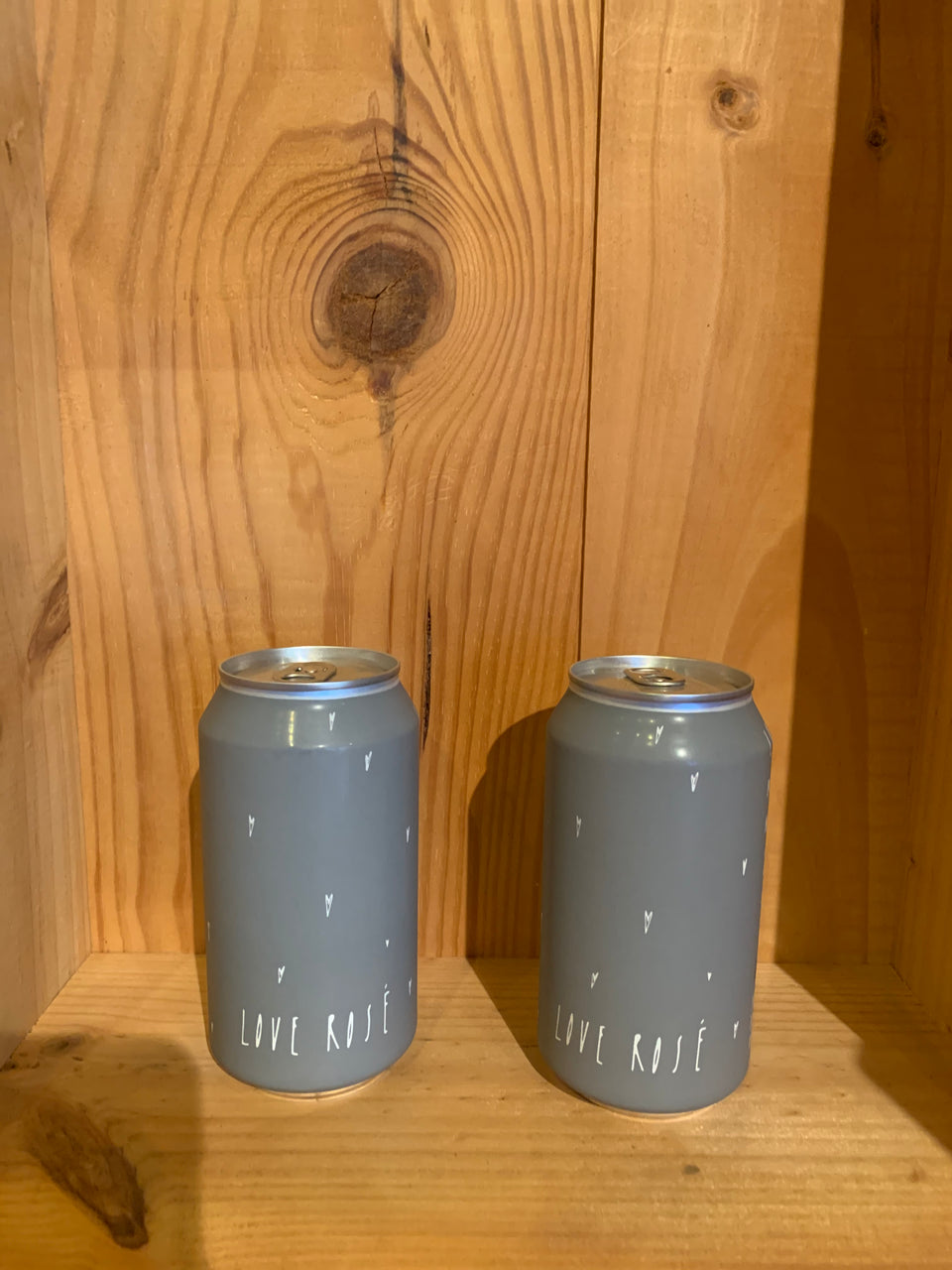 Broc Cellars 2019 Canned Rose