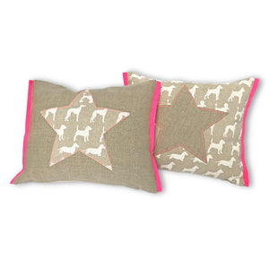 Sofa-Kissen »Dogstars Two«