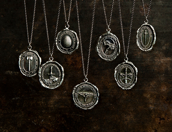 Meaningful Handcrafted Talisman Jewelry | Pyrrha