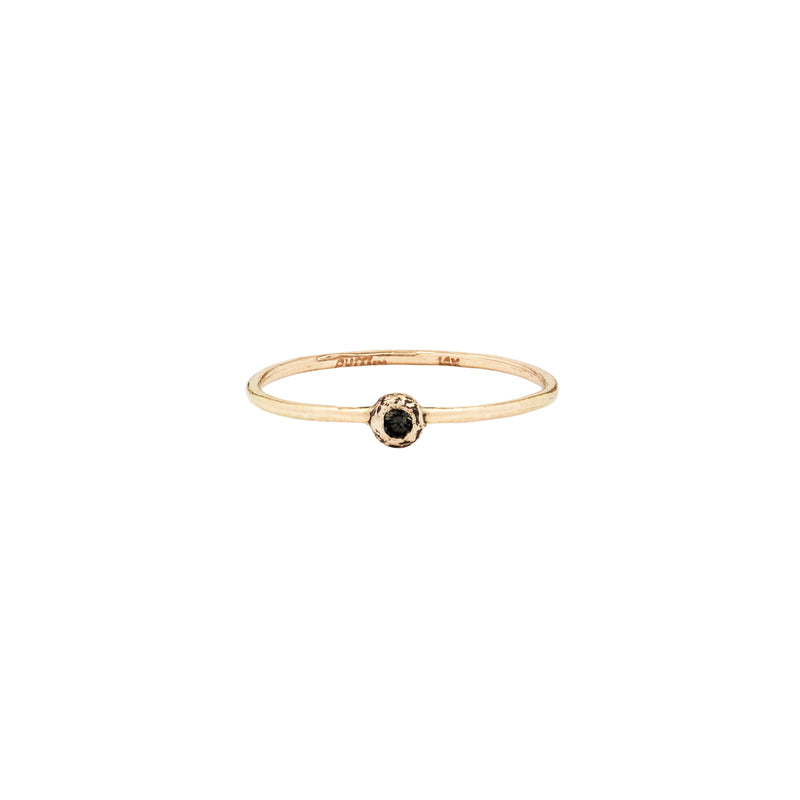 Stone Set 14K Gold Ring