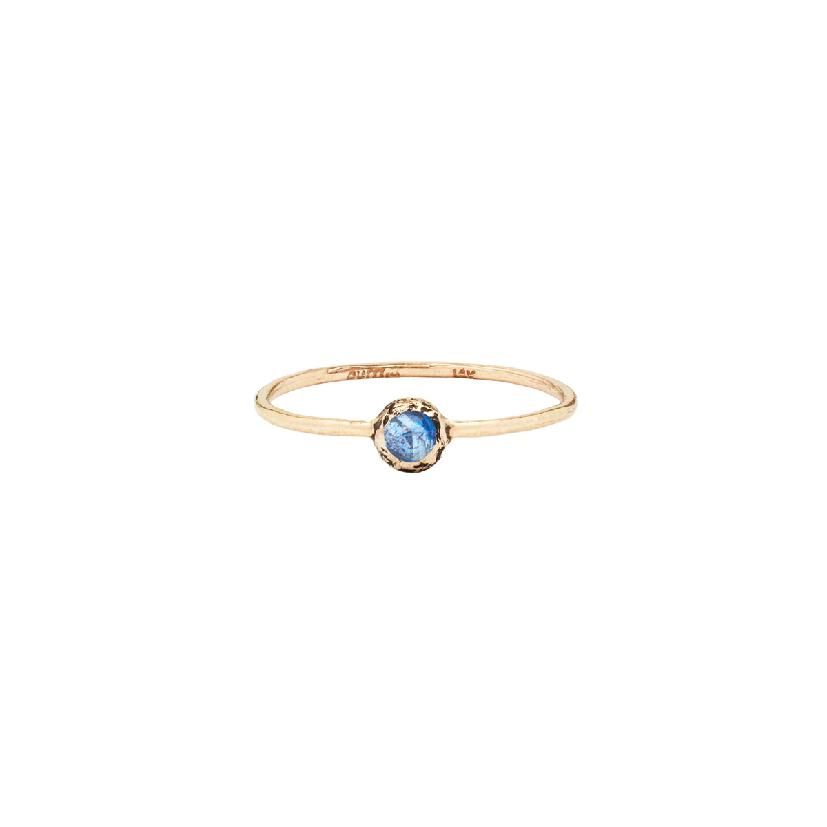 Sapphire Gold Ring14k Gold Ring wSapphire
