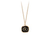 Pyrrha Endless Love 14K Gold Talisman Necklace