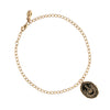 Inspiration 14K Gold Chain Bracelet