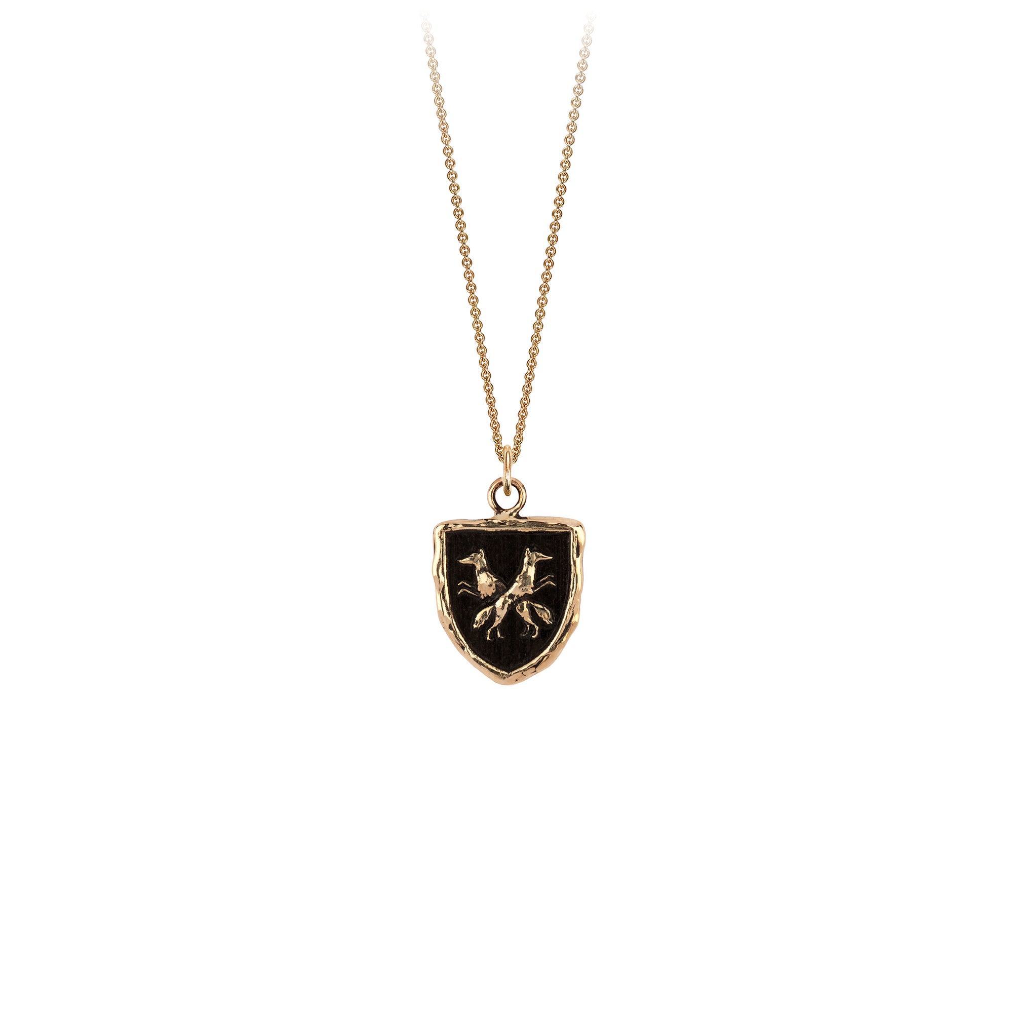 Thick As Thieves 14K Gold Talisman