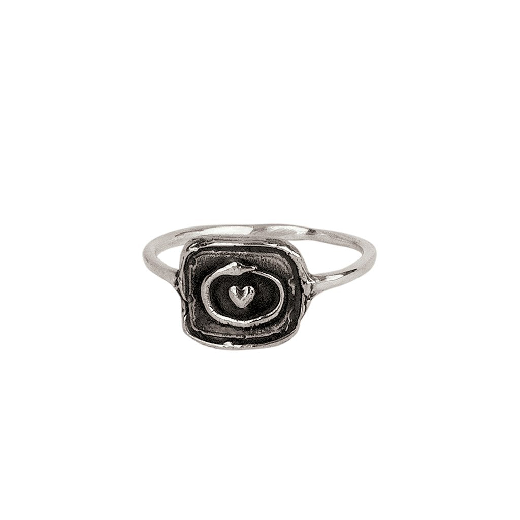 Endless Love Mini Talisman Ring