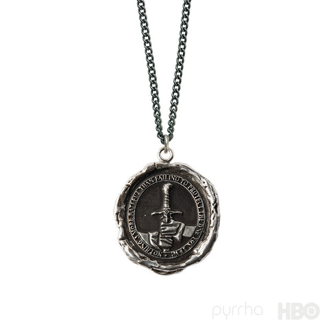 Brienne of Tarth Character Talisman