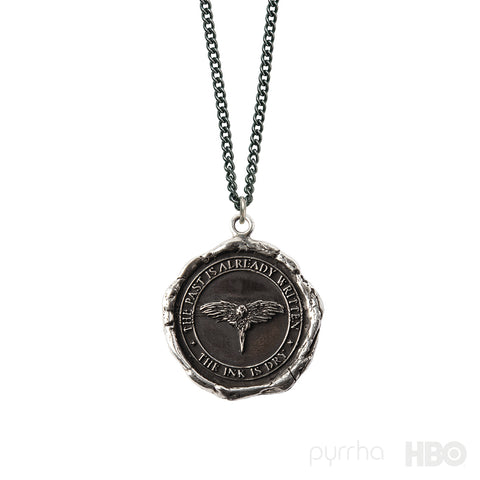 Three-Eyed Raven Character Talisman