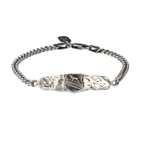 Heart of the Wolf ID Bracelet - Pyrrha  - 1