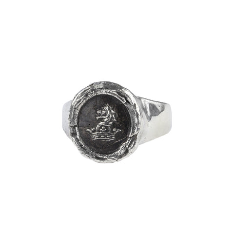 Leader Signet Ring - Pyrrha