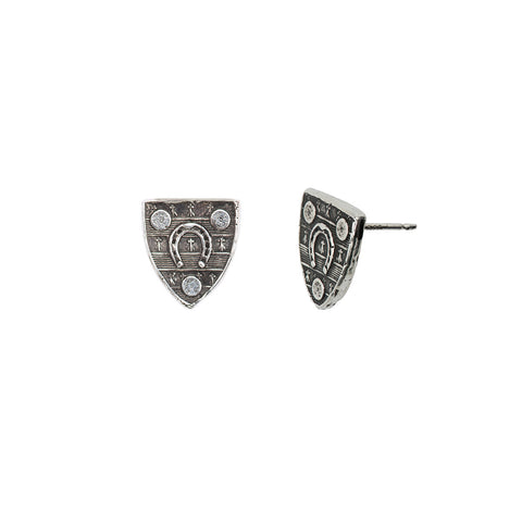 Luck Stud Earrings - Pyrrha  - 1